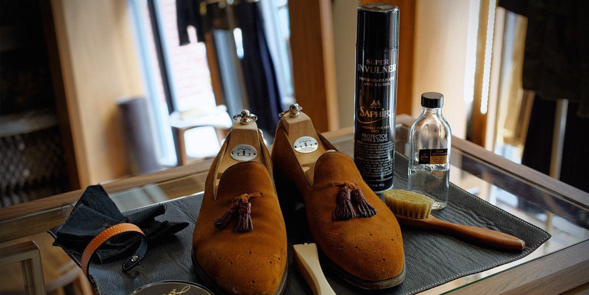 Learn How to Clean Suede Shoes