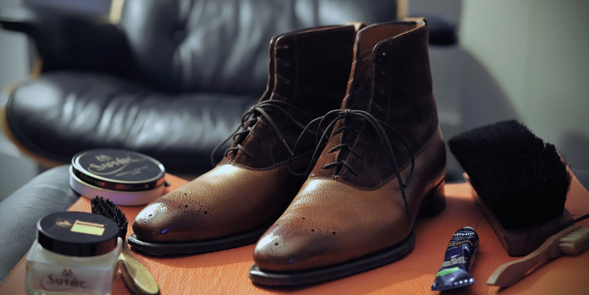 How to Repair Scratched Shoes